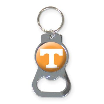 Collegiate Tennessee Volunteers Bottle Opener Key Chain