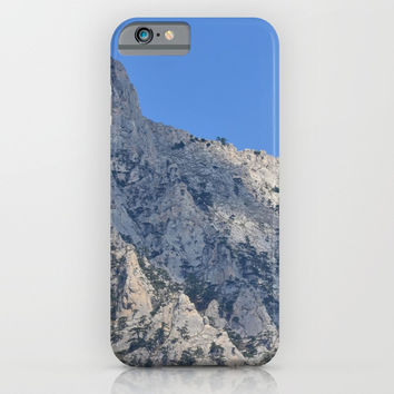 Mountains Holiday iPhone & iPod Case by ArtGenerations