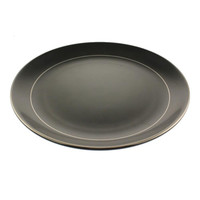 Reed & Barton  Tiago Porcelain Dinnerware Salad Plate - N/A / Tiago Charcoal