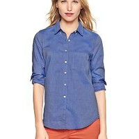 Perfect oxford shirt | Gap