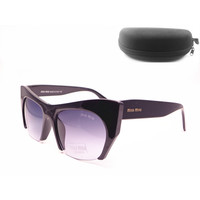 Perfect Miu Miu Women Casual Popular Summer Sun Shades Eyeglasses Glasses Sunglasses