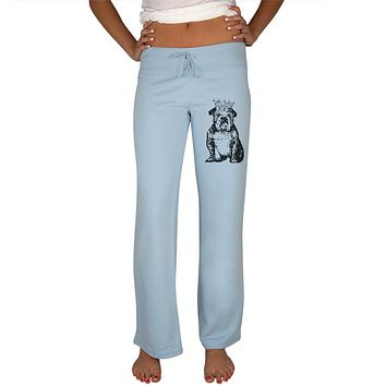 Bulldog Crown Womens Sweatpants