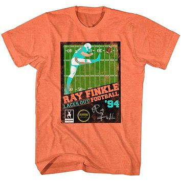 Ace Ventura Ray Finkle Football 94 Video Game T-Shirt