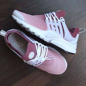 NIKE Air Presto Ultra Women Fashion Running Sneakers Sport Shoes