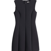 H&M - Sleeveless Scuba Dress