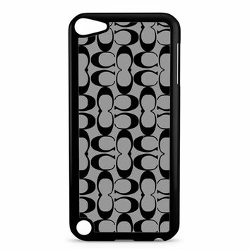 Coach Pattern iPod Touch 5 Case