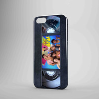 Saved By The Bell Cassette iPhone 5 Case