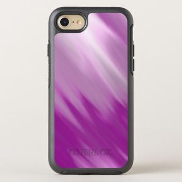 Purple Rays Cell Phone Case