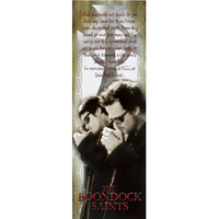 Boondock Saints - Door Poster