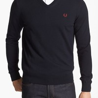 Fred Perry V-Neck Sweater | Nordstrom