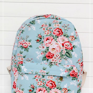 Canvas Backpack = 4887423684