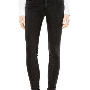 "Acne Studios Skin 5 Used Black Jeans 34"" Length"