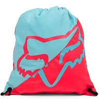 Fox Head Turner Drawstring Bag