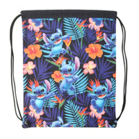 Disney Lilo & Stitch Cinch Back Sack