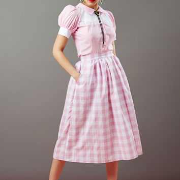 The Dolly Skirt - Pink