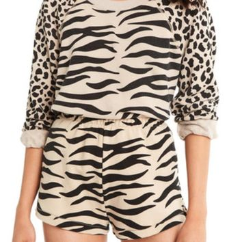 WILDFOX | Easy Tiger Golden Shorts