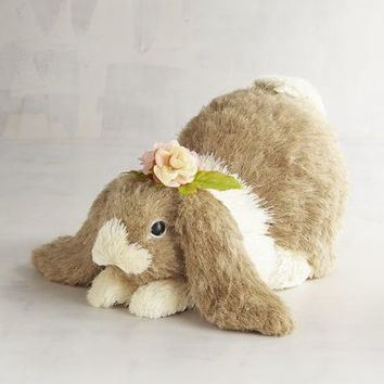 Bashful Natural Bunny