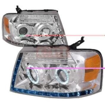 Ford F150 R8 Projector Headlights Performance Conversion Kit
