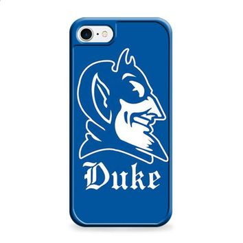 Duke basic logo with old english lettering iPhone 6 | iPhone 6S case