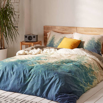 Chelsea Victoria For DENY Going The Distance Duvet Cover - Urban Outfitters