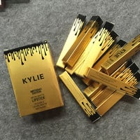 Kylie lip kit matte lip gloss - Gold