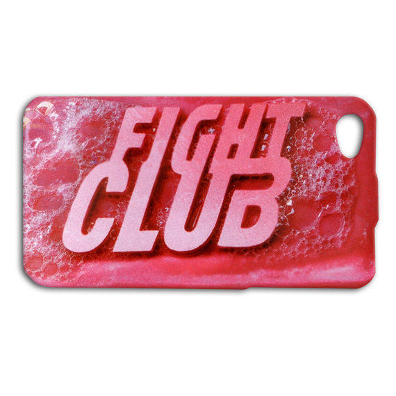 fight club iphone case funny phone case from skipscaseplace on