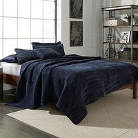 Weave Ink Fulham Coverlet Set
