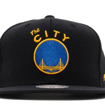 "Golden State Warriors Snap-Back ""Back Arch"""