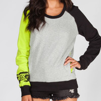 Fox Prestigious Womens Sweatshirt Kiwi  In Sizes