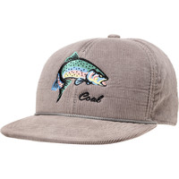 Coal The Wilderness Grey Snapback Hat