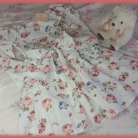 Liz Lisa / My Melody 2015 Fukubukuro Off-Shoulder Dress (NwT)