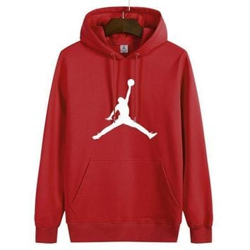 One-nice™ Nike Jordan Women Man Fashion Print Sport Casual Top Sweater Pullover Hoodie