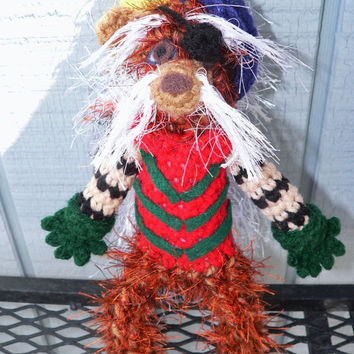 Sir Didymus from The Labyrinth crochet plush doll