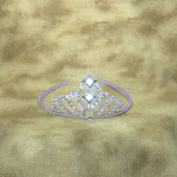 Tiara - Crown - Purple - Hair Accessories - Crystal Headpiece - Head Crown - Wedding - Princess Crown - Wedding Hair Accessories - Gifts