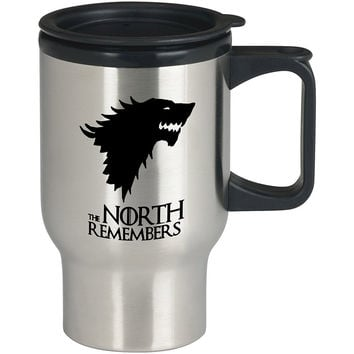 Game of Thrones For Stainless Travel Mug *