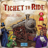 Ticket to Ride - Tabletop Haven