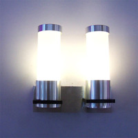 2W or 6W Modern Led wall lamp