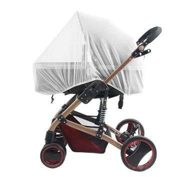 DCCKL3Z Summer children baby stroller pushchair mosquito net netting accessories curtain carriage cart cover insect care