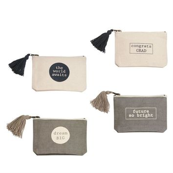 New Grad Pouches (Assorted Styles)