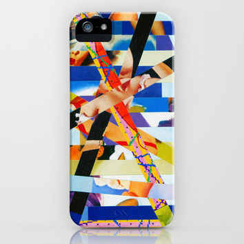 January (stripes 6) iPhone Case by Wayne Edson Bryan | Society6