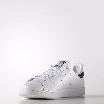 Adidas Originals Mens Stan Smith Leather Trainers Sports Gym Shoes White (#9561)