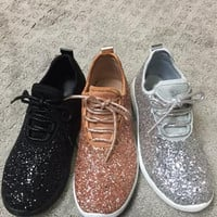 All That Glitters Sneakers