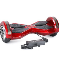 Hoverboard Balance Scooter LED lights - Red
