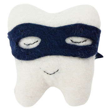 Down To The Woods | Tooth Bandit Cushion