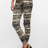 Urban Outfitters - BDG Geo Pattern Legging