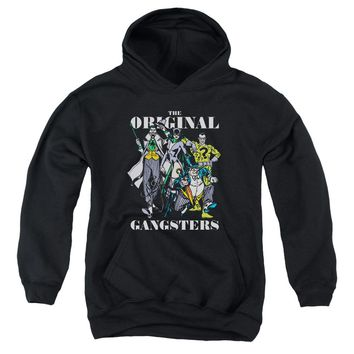 Dc - Original Gangsters Youth Pull Over Hoodie