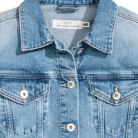 Denim Jacket - from H&M