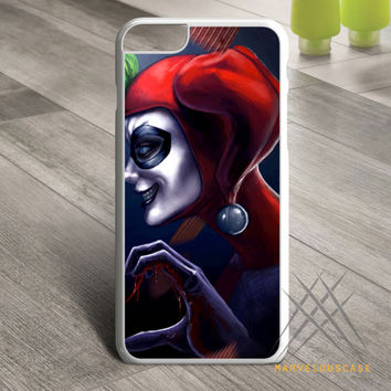Harley Quinn And Joker Love B Custom case for iPhone, iPod and iPad