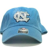DCCKH9D North Carolina Tarheels '47 Brand Adjustable Cap + Custom Swarovski Crystals