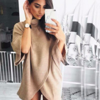 R Sweater Dress